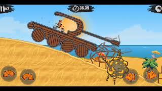 Funny Bike Game Fails | Moto X3M Bike Race Game | Epic Fails Part 1