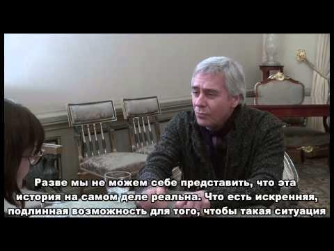 Зелёная гостиная: Джон Ноймайер / Interview with John Neumeier