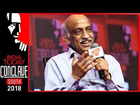 Ex-ISRO Chairman, Kiran Kumar On Space Technology, Ockhi Alert & More | IT Conclave South 2018