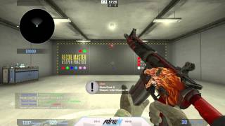 CS:GO Pro adreN Tips - Recoil Master Map