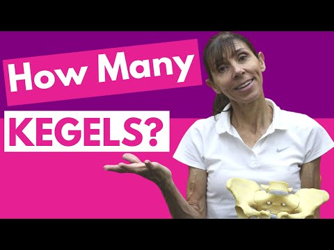 How Many Kegels Should You Do A Day