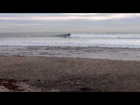 Lower Trestles Start of Swell January 21st, 2014 using a Cel Phone HD Video