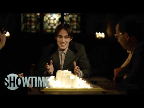 Penny Dreadful  Dreadfuls Roundtable with Reeve Carney  Season 2