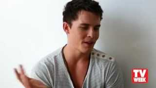 5 minutes with Home and Away heart throb Andrew Morley