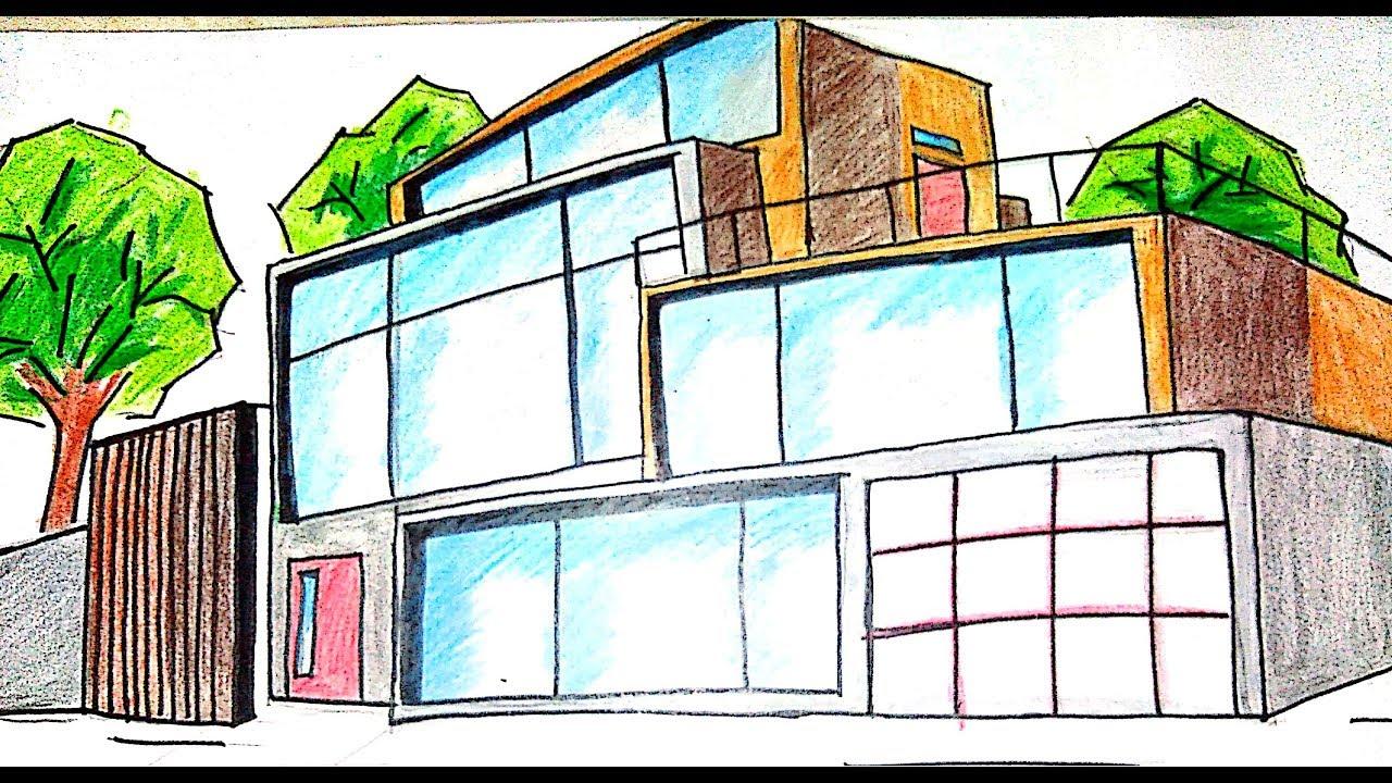 Menggambar Rumah Joglo Youtube – Cuitan Dokter