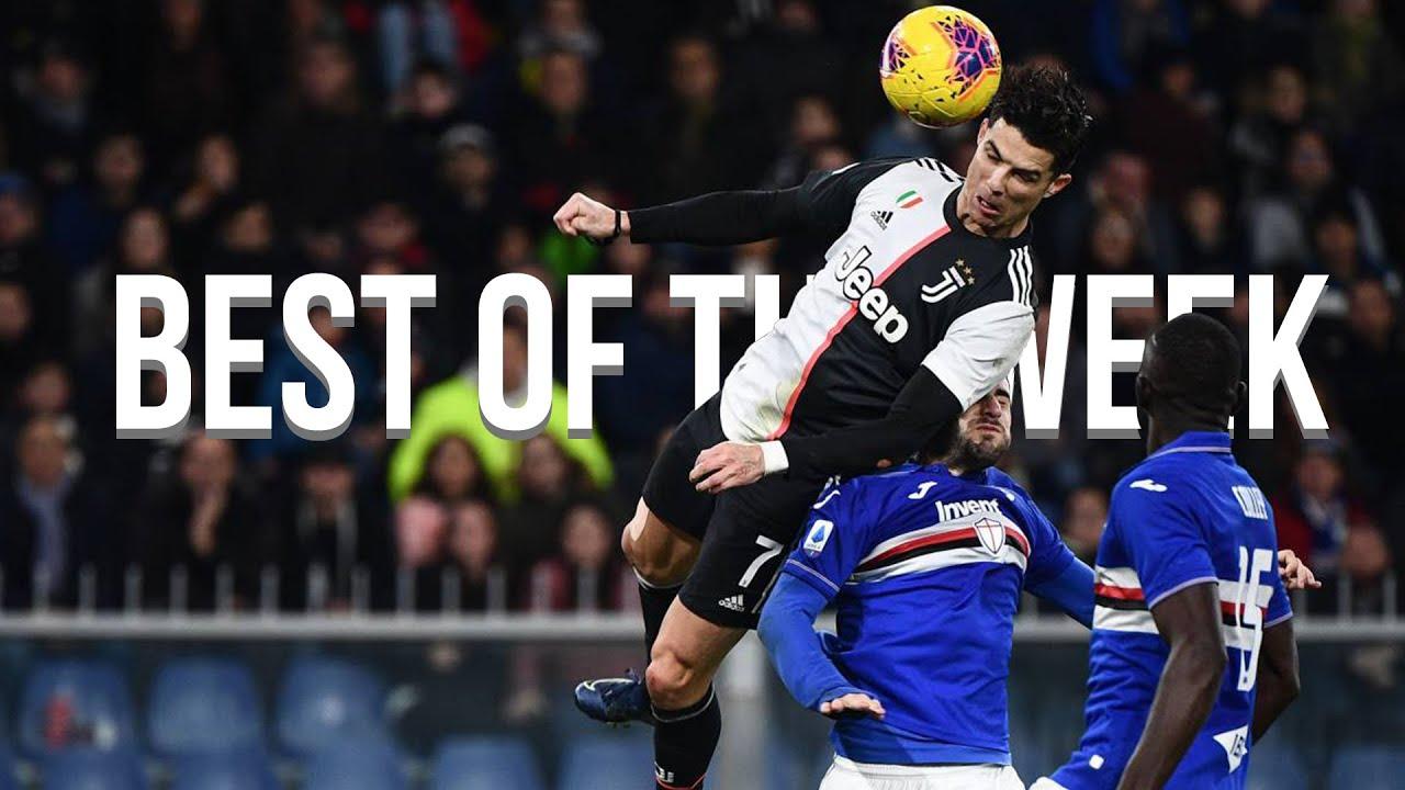 Amazing Ronaldo Goal| Soccer Best of the Week| Savage