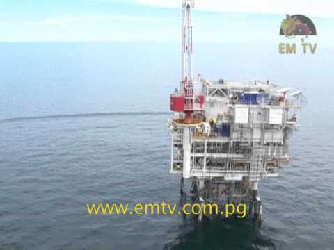 New Offshore Oil and Gas Project for Gulf Province
