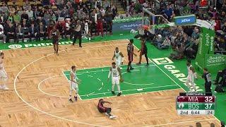 2nd Quarter, One Box Video: Boston Celtics vs. Miami Heat