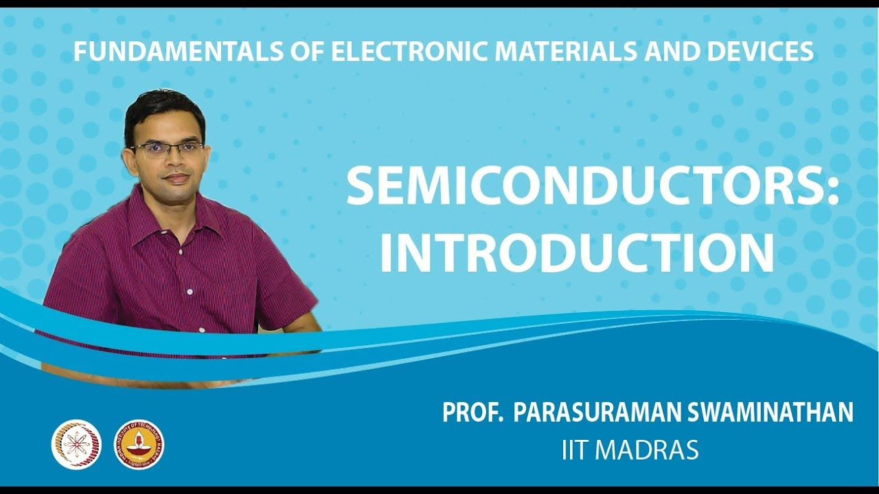 Semiconductors: Introduction
