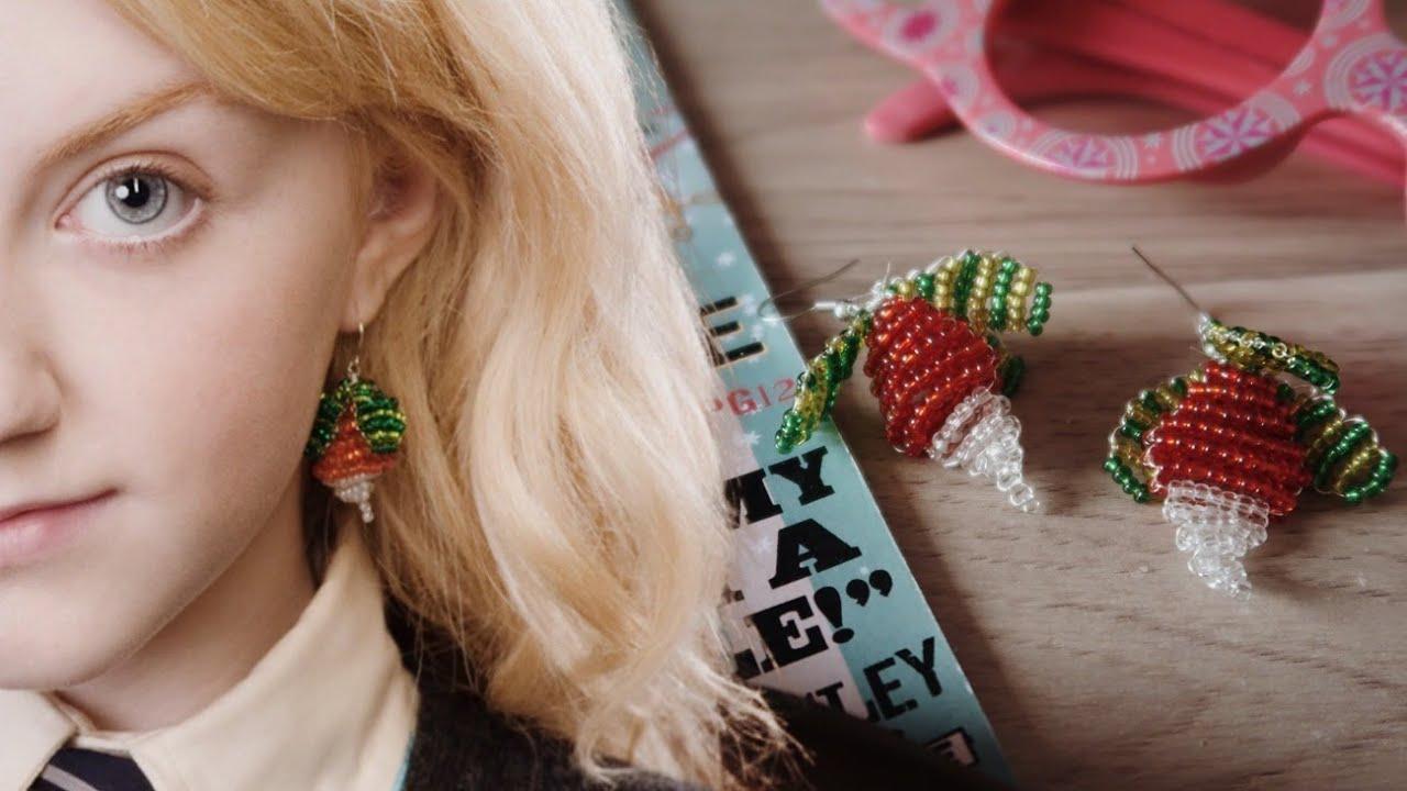 DIY HARRY POTTER | Les boucles d'oreilles radis de Luna Lovegood | LES BABIOLES DE LUNA #2