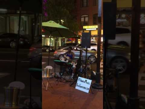 Vanny's Music ~ Washington D.C. Street musician