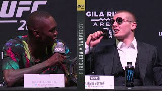 UFC 263: Pre-fight Press Conference Highlights