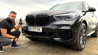 უხეში ტესტ დრაივი - BMW X5 - G05  - 2019 -