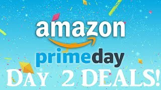 Amazon Prime Day 2 - Best Deal Suggestions