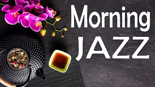 Morning Tea JAZZ - Relaxing Saxophone & Piano Bossa Nova JAZZ for Work and Study,Reading