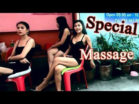 Secret Massage on Sukhumvit - Bangkok 2019 NEW