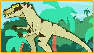 I'm A Dinosaur - Megaraptor