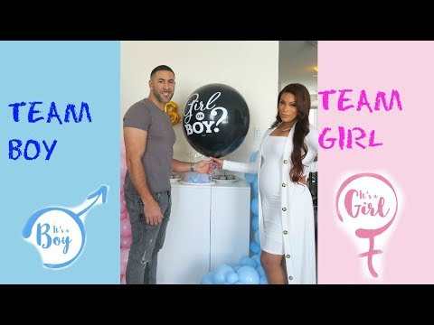 Dulce Candy's Gender Reveal! from YouTube · Duration:  5 minutes 48 seconds