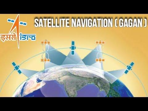 ISRO - Satellite Navigation (GAGAN)