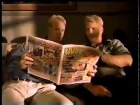 1995 Wiz Commercial w/Boomer Esiason & Phil Simms