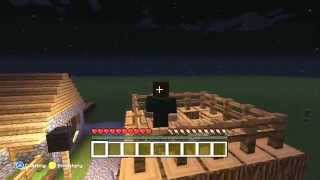 Minecraft: Hard Survival - The Villagers Can