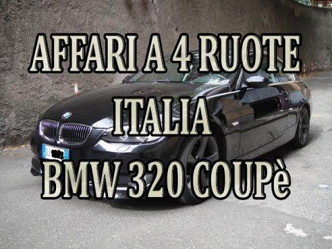 Affari a 4 Ruote Italia - BMW 320i Coupè - Venditori di ruote forate