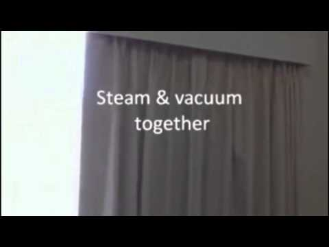 Steam Cleaning Curtains By Multi Range