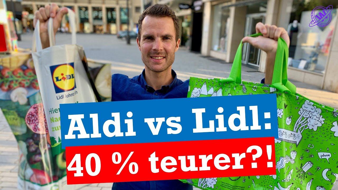 Aldi vs Lidl im Preisvergleich: Wer ist billiger?