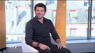 Portrait et interview de Patrick Bruel