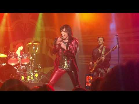 "The Struts-""Primadonna Like Me""-Paramount-Huntington, NY-11/20/18"