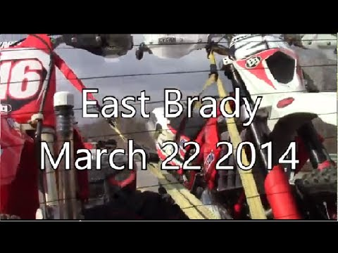 East Brady 3 22 14