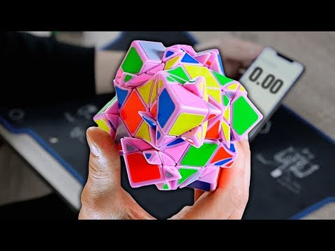 Решил самую сложную головоломку на земле | невероятный LimCube