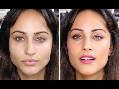 NATURAL EVERYDAY/WORK MAKEUP LOOK - W.O.C - TUTORIAL