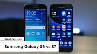 Samsung Galaxy S7 vs. S6 Porównanie | Robert Nawrowski