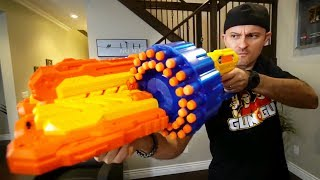 NERF Show: FULL EPISODE! (Link inside)