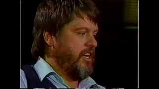 Toy Caldwell on the Bobby Bare Show - Part 1
