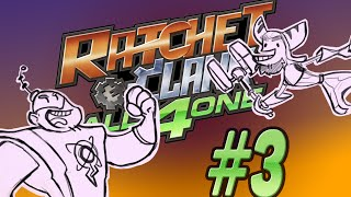 Ratchet & Clank - A4O Ep. 3: The Revenge of the Bolt