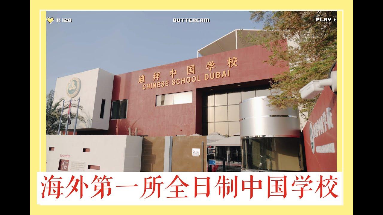 海外第一所全日制中国学校在迪拜启用,学籍制与国内相同,无缝转学籍