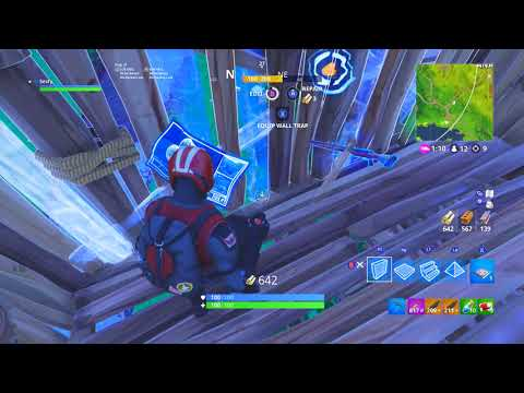 THE HEAVY IS THE BEST SHOTTY IN THE GAME. | Fortnite Battle Royale