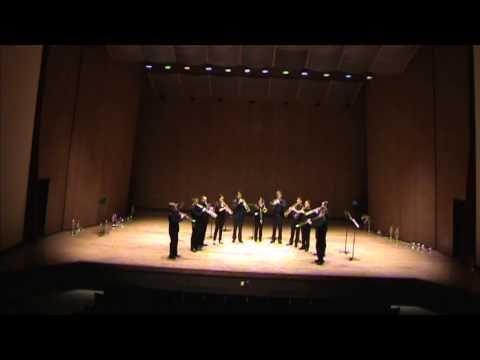 Improvised Sonata - University of Kentucky Baroque Trumpet Ensemble