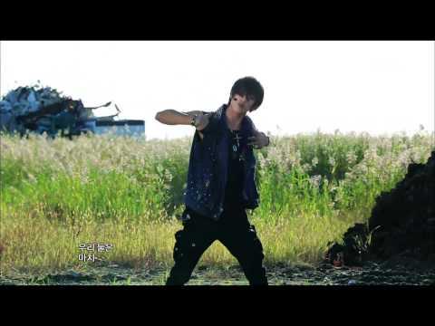 100% - Bad Boy, 백퍼센트 - 나쁜 놈, Music Core 20120922