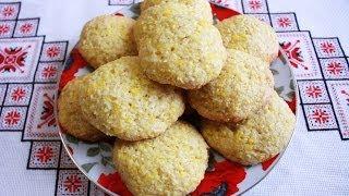 Печенье кокосовое рецепт Кокосовое печенье Выпечка Кокосове печиво простий рецепт рецепты печенья