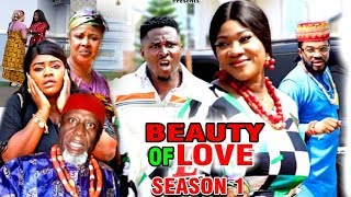 THE BEAUTY OF LOVE SEASON 1(New Hit Movie) - Mercy Johnson 2020 Latest Nigerian Full HD