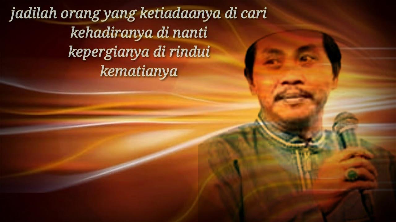 Story Wa Kata Bijak Kh Anwar Zahid Youtube