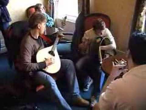 Beanda-session at Festival Ennis 2004 Gavin Whelan-whistle