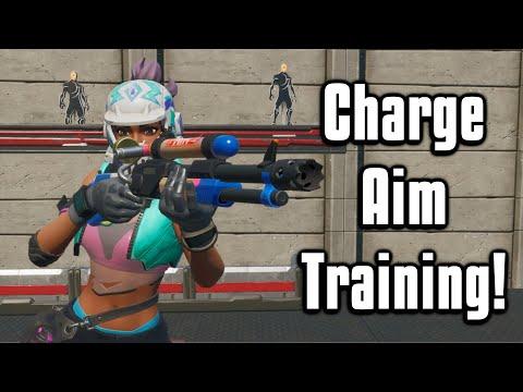 Improve Your Charge Shotgun Aim FAST! - Fortnite Aim Tips + Practice Maps!