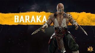 Mortal Kombat 11 - BARAKA VS SUB-ZERO (JADE VS BARAKA) BRUTALITIES