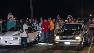 New Orleans Street Racing against Boosted GT, Street Outlaws