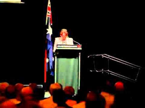 SHOCKING Australian Politician Ann Bressington Notifies Us of Our Involvement in UN Agenda 21