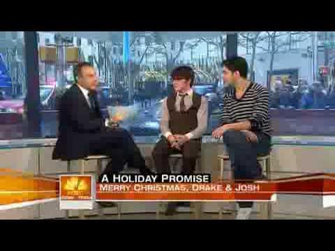 Drake & Josh On The Today !